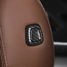 NINTE Seat Headrest Adjust Button Cover Trim Fit for Mercedes-Benz New A-Class A220 W177 2019 - NINTE