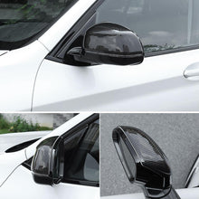 Load image into Gallery viewer, NINTE BMW X3 X4 X5 X6 F25 F26 F15 F16 G01 2018-2019 Carbon Fiber & Chrome Mirror Covers - NINTE