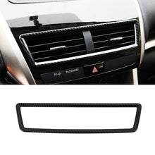 Laden Sie das Bild in den Galerie-Viewer, NINTE Mitsubishi Eclipse Cross 2017-2019 Middle Control Air Vent Outlet Cover Trim Decorative Frame - NINTE