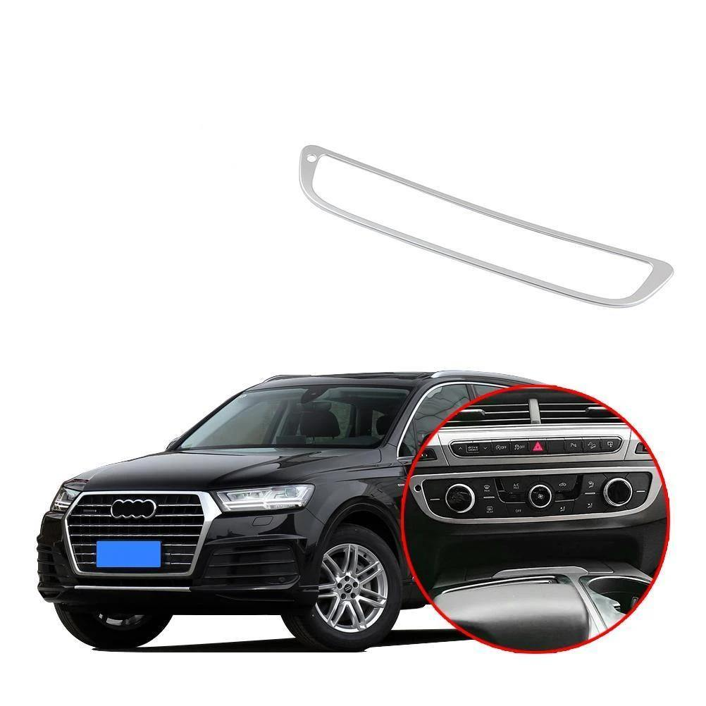 NINTE Audi Q7 2016-2019 Interior Air Condition Vent Frame Cover - NINTE