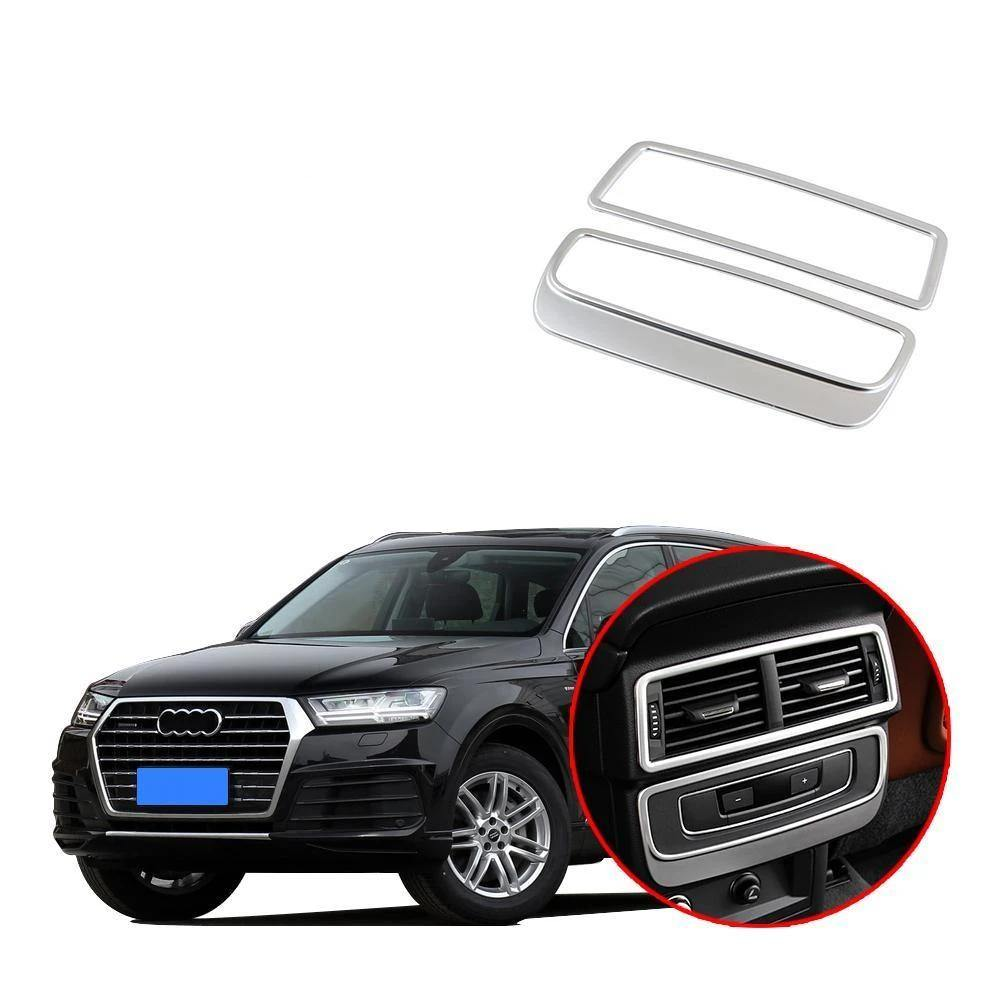 NINTE Audi Q7 2016-2019 Rear Seat AC Air Vent Outlet Cover - NINTE