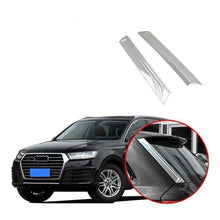 Load image into Gallery viewer, Ninte Audi Q7 2016-2019 Chrome Rear Window Lid Decorative Trim - NINTE