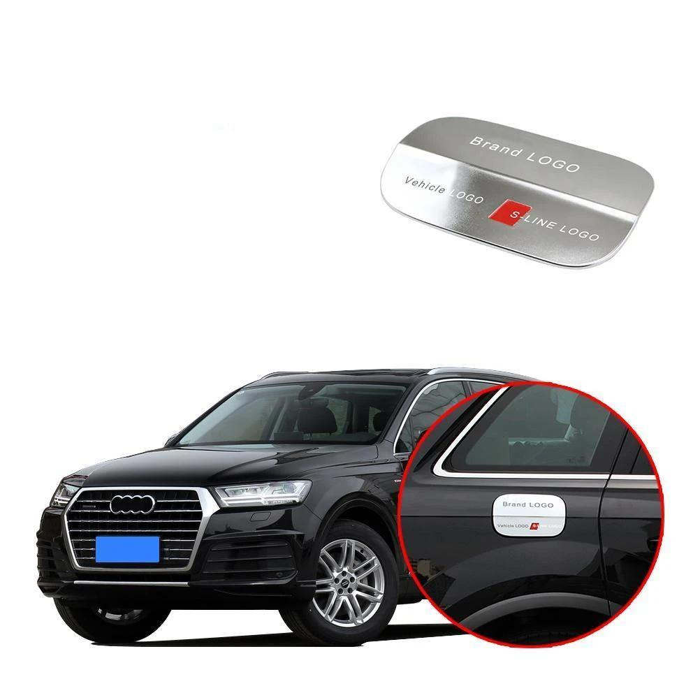 Ninte Audi Q7 2016-2019 Chrome Fuel Tank Cover Oil Gas Cap - NINTE