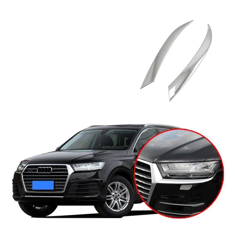 Ninte Audi Q7 2016-2019 Headlight Eyebrow Decorative Cover - NINTE