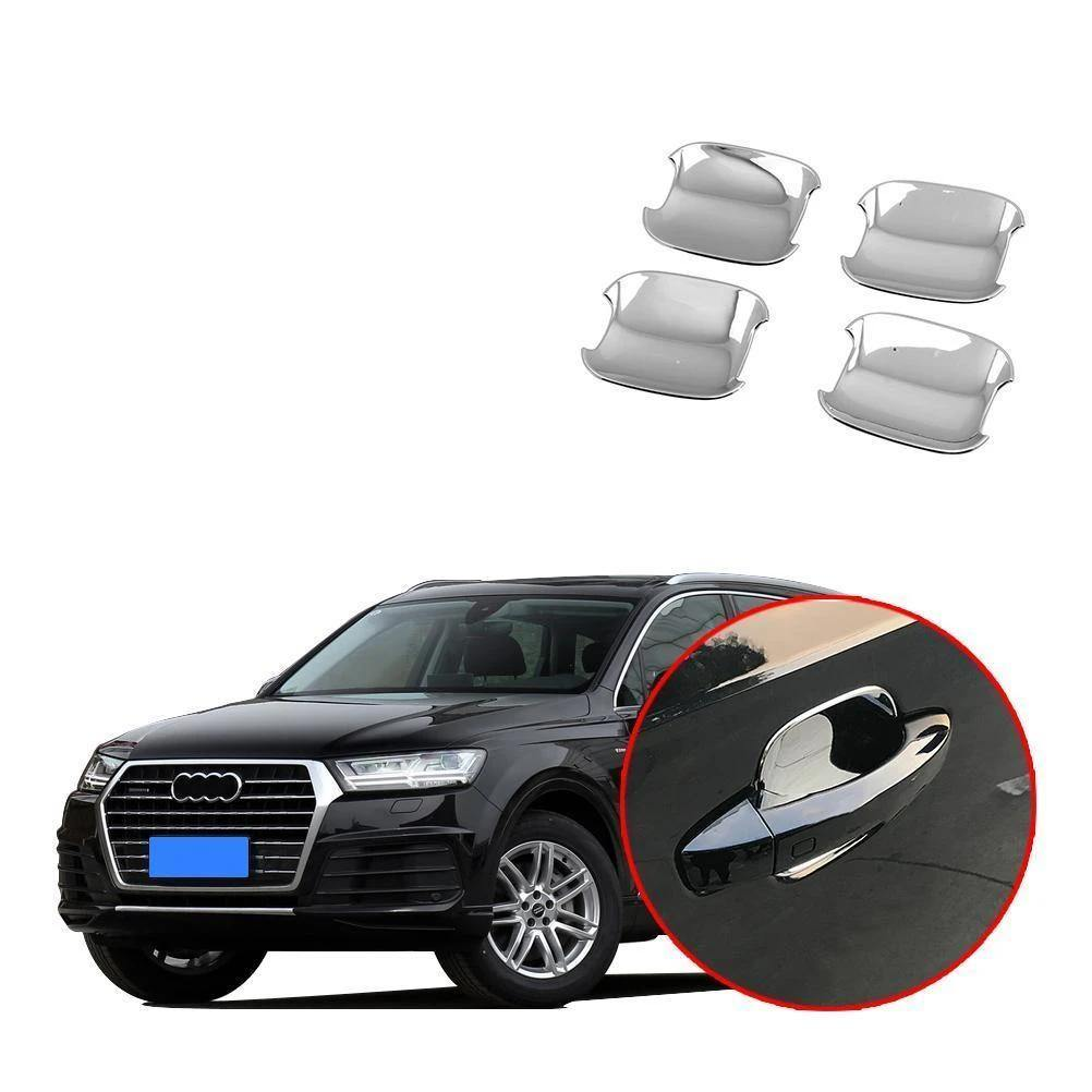 Ninte Audi Q7 2016-2019 ABS Chrome Door Bowl - NINTE