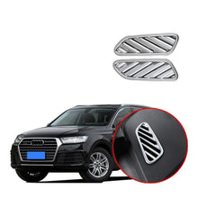 Load image into Gallery viewer, NINTE Audi Q7 2016-2019 Front Upper Vent Air Outlet Fender Cover - NINTE
