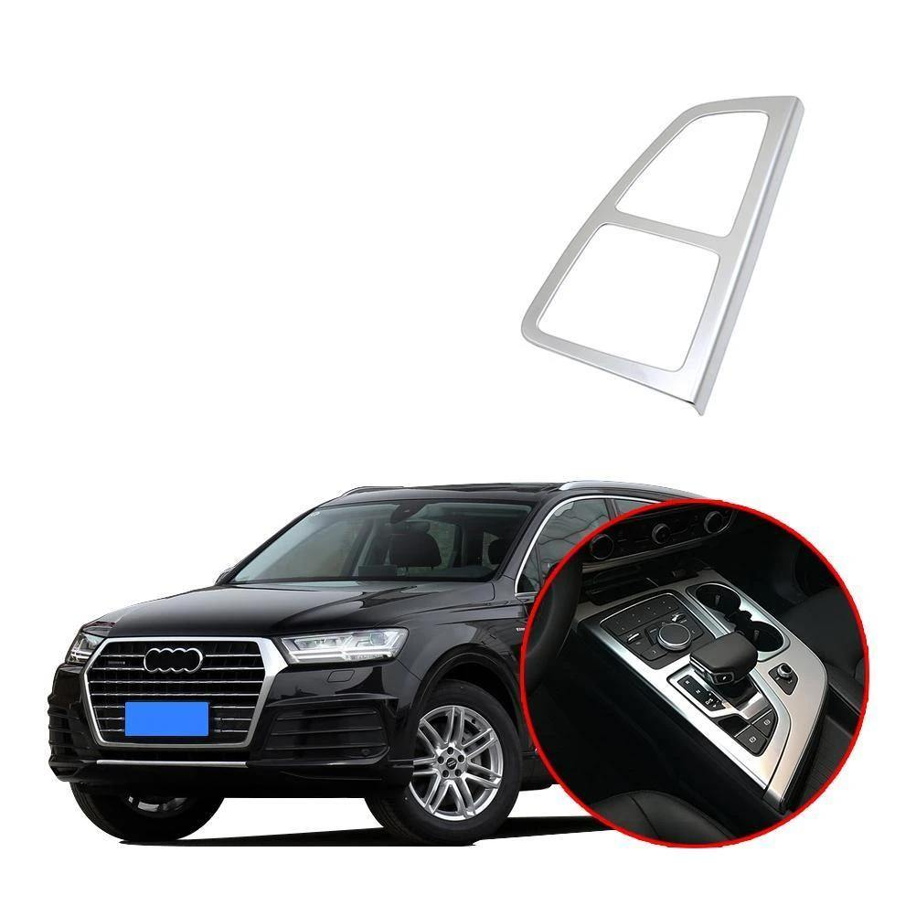 Ninte Audi Q7 2016-2019 Interiors Gear Shift Box Panel Cover - NINTE