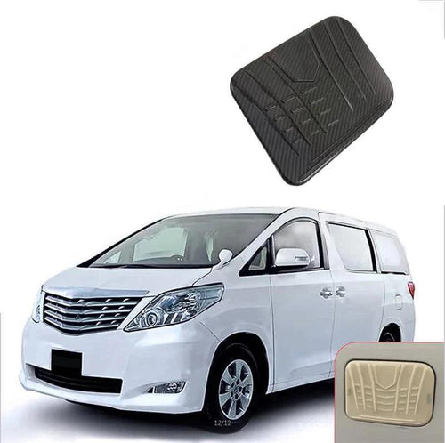 NINTE Gas Cap Fuel Tank Cover Trim 1PCS For Toyota Alphard 2015-2019 - NINTE