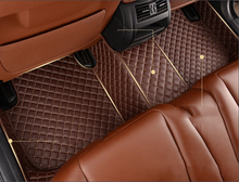 Load image into Gallery viewer, NINTE Chevrolet Traverse 2018-2019 Custom 3D Covered Leather Carpet Floor Mats - NINTE