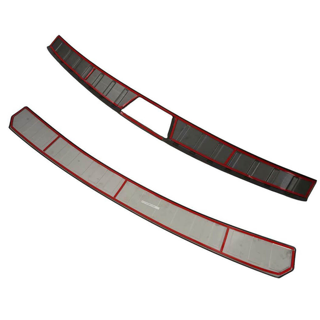 NINTE Rear Sill Plate For Subaru Forester SK 2019