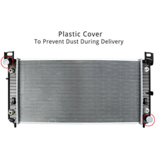 Load image into Gallery viewer, NINTE 2370 34'' Radiator for For Chevy Silverado 1500 2500 Suburban Tahoe 4.8 5.3 6.0L - NINTE