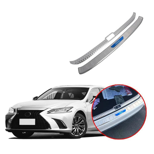 Rear Bumper Protector Cover Decoration Fit for Lexus ES NINTE - NINTE