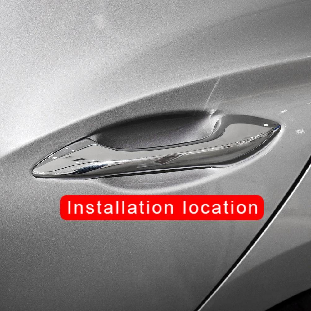 Ninte Hyundai Lafesta 2018-2019 4 Door Handle Cover Decoration - NINTE
