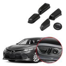 Load image into Gallery viewer, NINTE Toyota Camry 2018-2019 Seat Adjustment Knob Button Switch Cover - NINTE