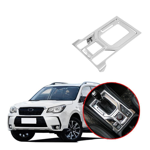 Interior Outer Side Gear Shift Box Panel Cover for Subaru Forester 2019 NINTE - NINTE