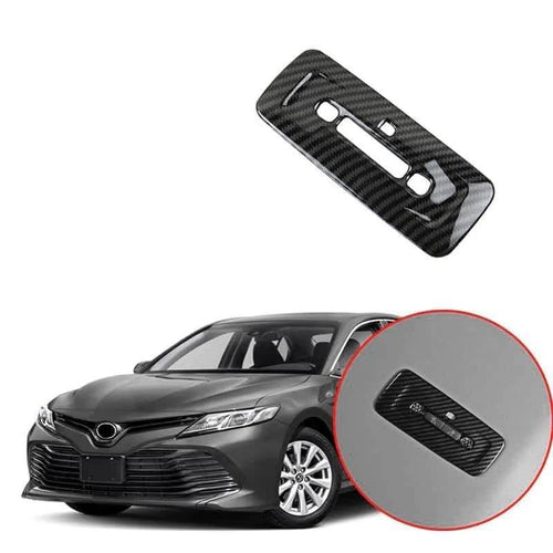NINTE Rear Reading Light Lamp Cover Trim For Toyota Camry 2018 2019