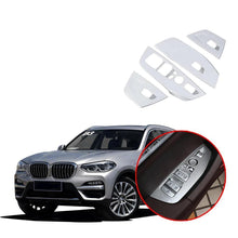 Load image into Gallery viewer, Ninte BMW X3 G01 2018-2019 Inner Window Lift Button Switch Frame Cover - NINTE