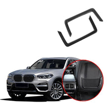 Laden Sie das Bild in den Galerie-Viewer, NINTE BMW X3 2018-2019 Storage Holder Back Seat Cover Frame Mesh trim Net Decoration - NINTE