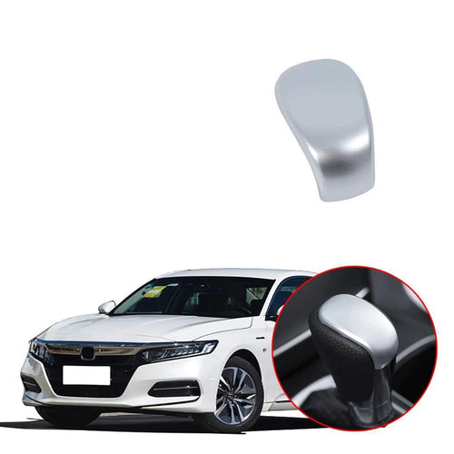 NINTE Gear Shift Lever Knob Head Control Frame Decoration ABS Cover For Honda 10th Accord 2018-22019 - NINTE