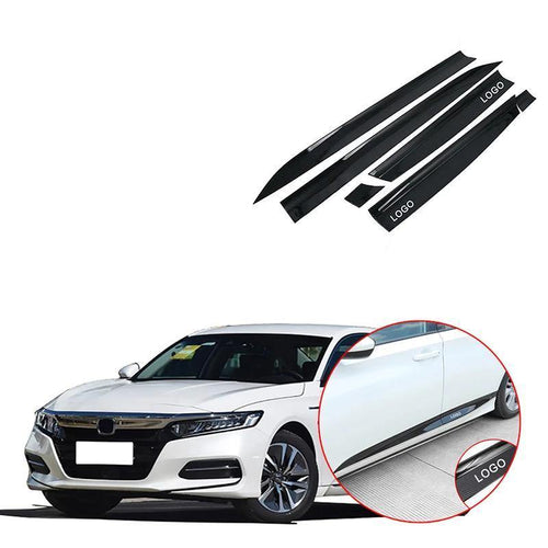 NINTE for HONDA Accord 2018 19 10th Door Body Side Moulding Cover Trim - NINTE