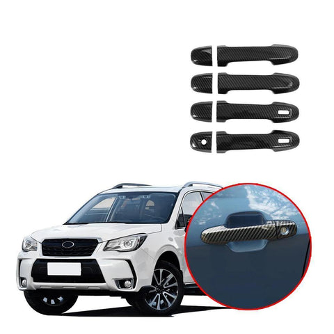 Door Handle Cover Trim For Subaru Forester 2019 NINTE - NINTE