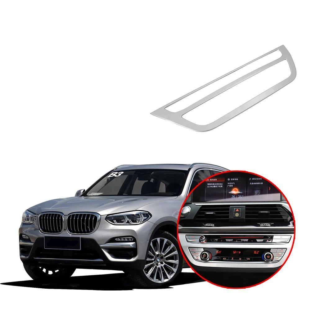 Ninte BMW X3 G01 2017-2019 Interior Control CD Panel Cover - NINTE