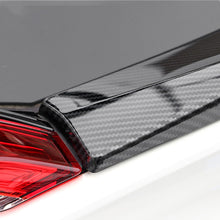 Load image into Gallery viewer, NINTE Toyota C-HR 2017-2019 ABS Carbon Fiber Trunk Spoiler Cover - NINTE