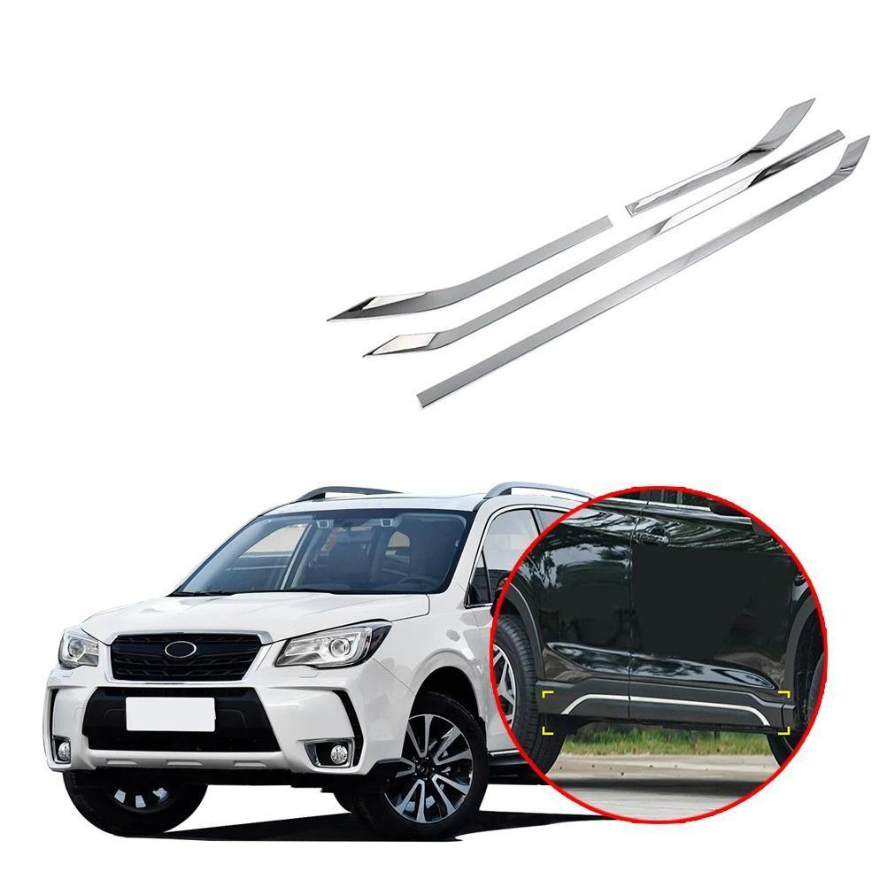 Ninte Subaru Forester 2019 ABS Side Door Body Molding Cover - NINTE