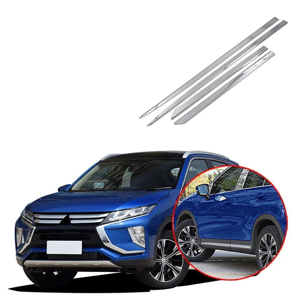 Ninte Mitsubishi Eclipse Cross 2017-2019 Side Door Body Moulding Line Cover - NINTE