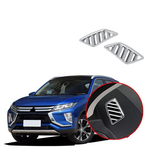 Air Conditioner Front Vent Cover Fit For Mitsubishi Eclipse Cross 2017-2018 NINTE - NINTE