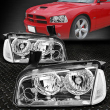Load image into Gallery viewer, NINTE Headlight For 2006-2010 Dodge Charger