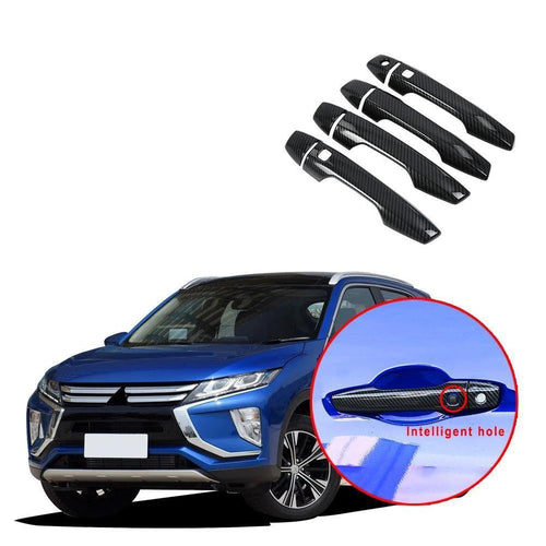 4 Door Handle Cover Decoration Trim for Mitsubishi Eclipse Cross 2017-2018 NINTE - NINTE