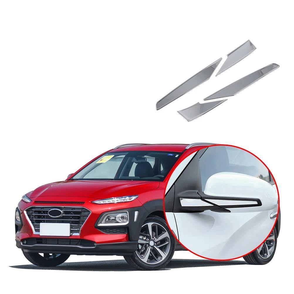 NINTE Hyundai Kauai Kona Encino SUV 2017-2020  Rear view Mirror Side Wing Stripe Cover - NINTE