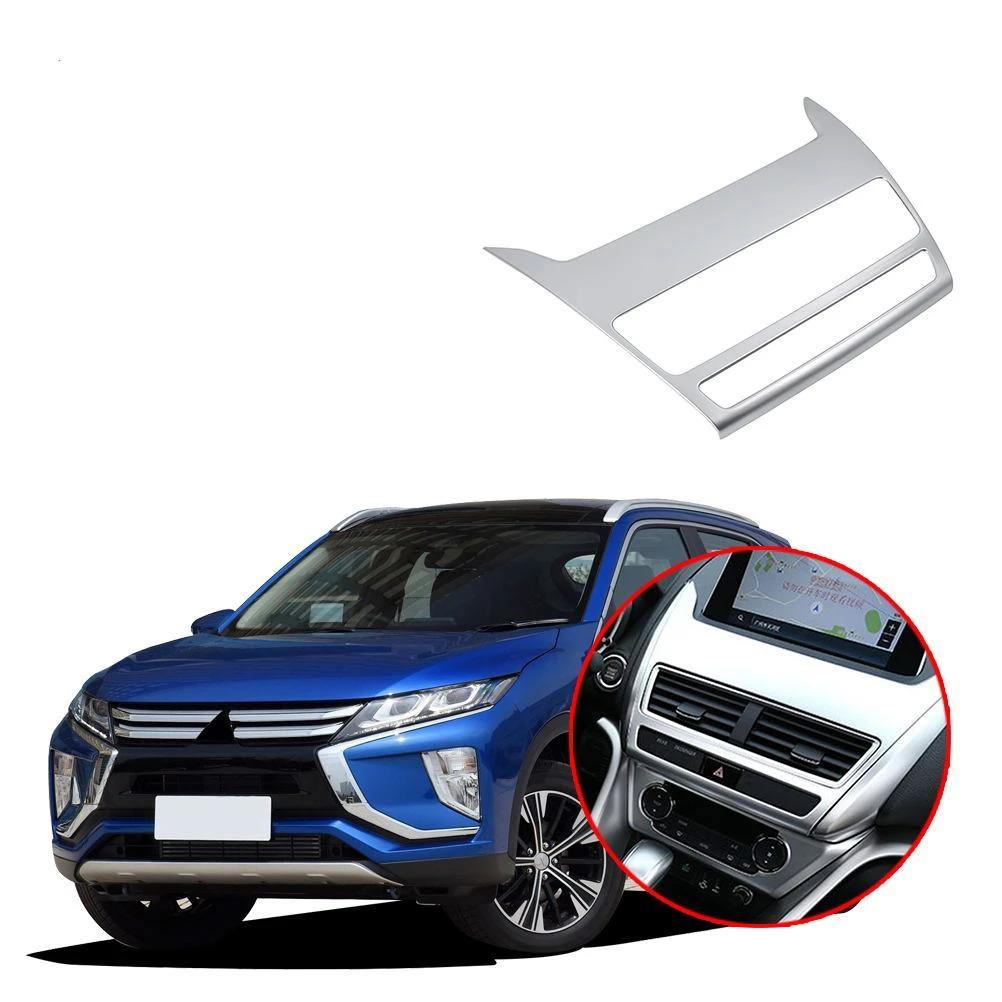 Ninte Mitsubishi Eclipse Cross 2017-2019 Interior Dashboard GPS Navigation Decoration Cover - NINTE