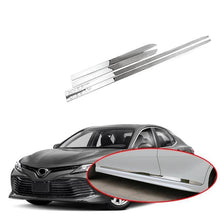 Load image into Gallery viewer, Toyota Camry 2018-2019 Chrome Car Body Scuff Strip Side Door Molding Streamer Cover Trim Protector - NINTE