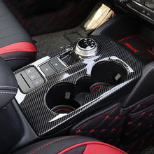 NINTE Gear Shift Box Water Cup Panel Cover Trim For Ford Focus 2019 2020 - NINTE