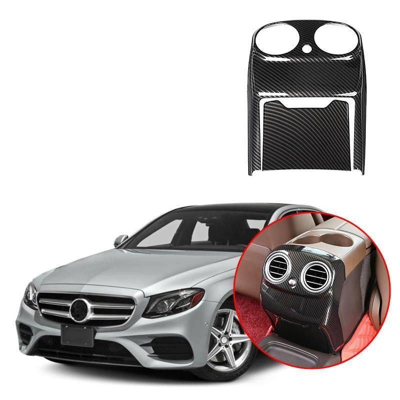NINTE Mercedes Benz E Class W213 2016-2018 ABS Rear Air Outlet Cover - NINTE