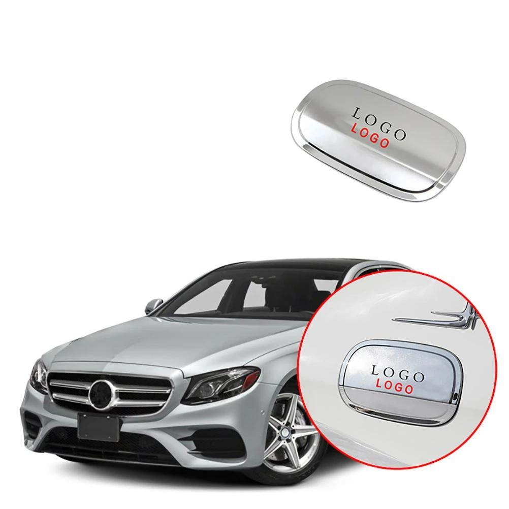 Ninte Benz E-Class W213 2016-2018 ABS Chrome Fuel Tank Oil Gas Tank Cap Cover - NINTE