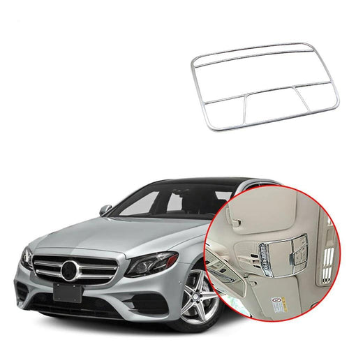 ABS Front Head Reading Light Frame Trim For Benz E-Class W213 2016-2018 NINTE - NINTE