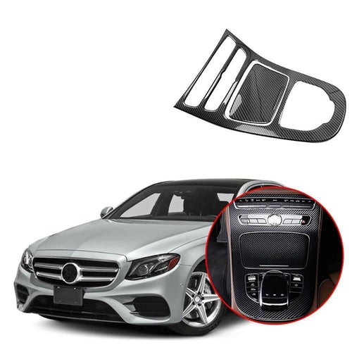 Gear box Shift Panel Cover For Mercedes Benz E-Class W213 Sedan 2016-2018 NINTE - NINTE
