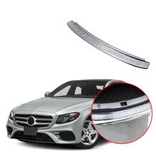 Load image into Gallery viewer, NINTE Mercedes Benz E-Class W213 2016-2018 Rear Boot Outer Bumper Guard Sill Plate Protector - NINTE