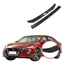 NINTE Stainless Rear Bumper Guard Plate Cover Trim For Nissan Altima 2019 - NINTE