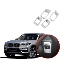 Load image into Gallery viewer, NINTE BMW X3 G01 2017-2019 Car Interior Decorative Trim Rear Seat Adjustment Cover - NINTE