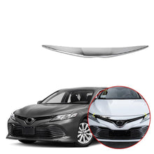 Laden Sie das Bild in den Galerie-Viewer, NINTE Toyota Camry 2018-2020 L/LE/XLE ABS Chrome Front Hood Guard Bonnet - NINTE