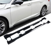 Load image into Gallery viewer, NINTE Side Skirts for Honda Accord 2018-2020 Bottom Line Extension Lips
