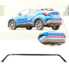 Load image into Gallery viewer, NINTE Toyota C-HR 2016-2019 ABS Rear Bumper Guard Cover - NINTE