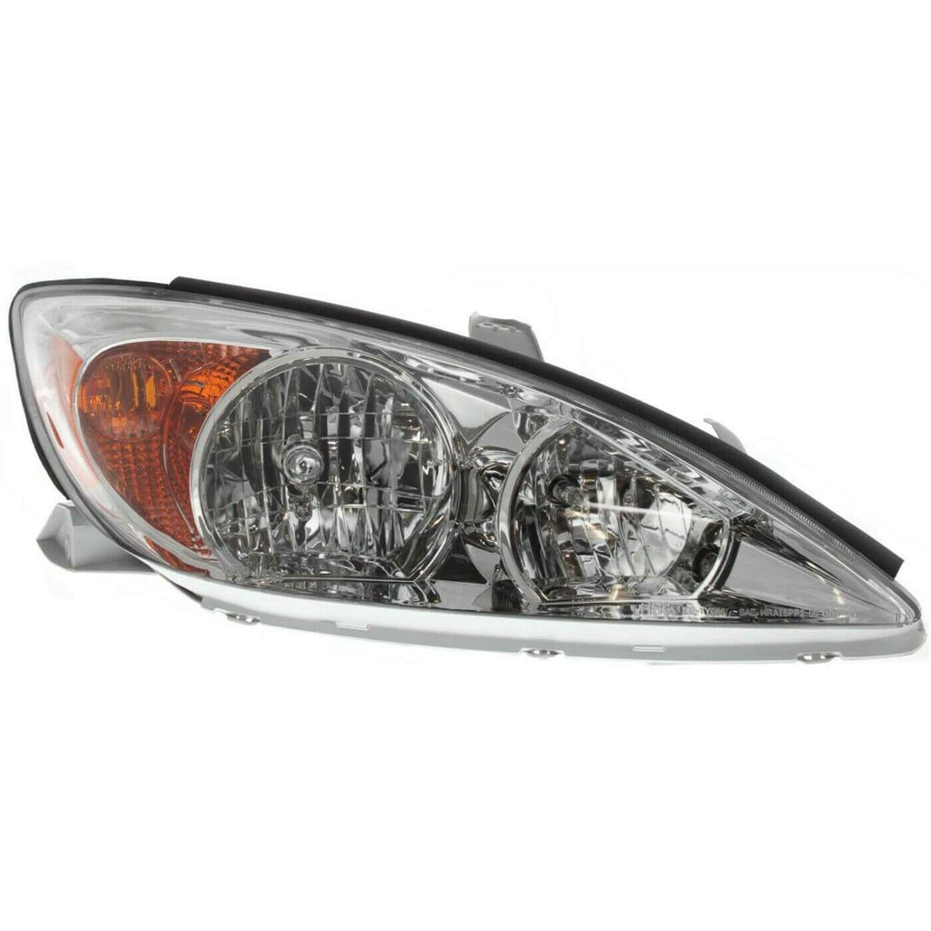 NINTE Headlight For 2002-2004 Toyota Camry Sedan