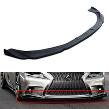 Load image into Gallery viewer, NINTE For 2014-2016 LEXUS IS250 IS350 IS200T F Sport AG Style Front Bumper Lip Splitter