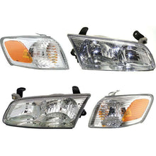Load image into Gallery viewer, Headlight - NINTE Headlight For 2000 2001 Toyota Camry