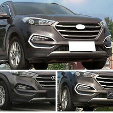 Load image into Gallery viewer, NINTE Chrome For Hyundai Tucson 2015 2016 2017 Front Fog Light lamp Cover Trim Modling - NINTE